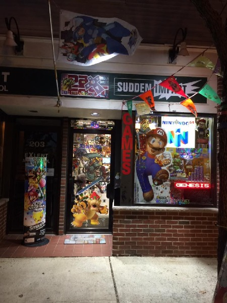 Sudden Impact Is A Retro Video Game Store With Systems And Games From Atari To Present Day We Always Have Hard Find In Stock